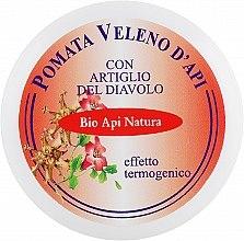 Духи, Парфюмерия, косметика Крем-мазь с пчелиным ядом и когтем дьявола - Bio Api Natura