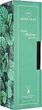 Духи, Парфюмерия, косметика Аромадиффузор + тестер - Mira Max Pure Melisse Fragrance Diffuser With Reeds