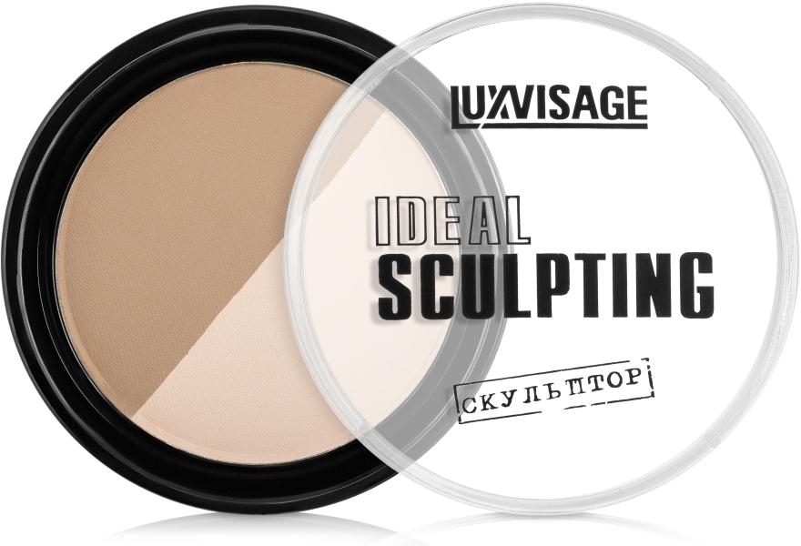 Пудра-скульптор - Luxvisage Ideal Sculpting