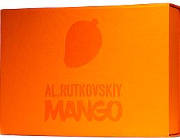 Духи, Парфюмерия, косметика Набор кистей для макияжа, 14шт - Al.Rutkovskiy Mango Brush Set