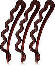 Духи, Парфюмерия, косметика Заколка для волос, коричневая - Invisibobble Waver Pretty Dark