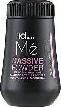 Духи, Парфюмерия, косметика Пудра для прикорневого объема - idHair ME Massive Powder