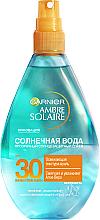 """Парфумерія, косметика Сонцезахисний спрей для тіла """"Сонячна вода"""" - Garnier Ambre Solaire Solar Water Spray SPF30"""