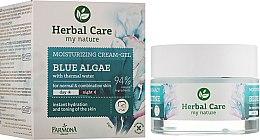 Духи, Парфюмерия, косметика Увлажняющий крем для лица - Farmona Herbal Care Blue Algae Cream