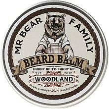 """Духи, Парфюмерия, косметика Бальзам для бороды """"Сосновый лес"""" - Mr. Bear Family Beard Balm Woodland"""