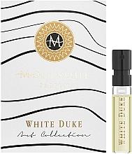 Духи, Парфюмерия, косметика Moresque White Duke - Парфюмированная вода (пробник)