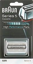 Парфумерія, косметика Сітка для гоління і ріжучий блок - Braun Series 5 52S