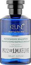 """Духи, Парфюмерия, косметика Шампунь для мужчин """"Освежающий"""" - Keune 1922 Refreshing Shampoo Distilled For Men"""