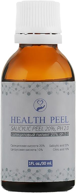 Салициловый пилинг 20 % - Health Peel Salycilic Peel, pH 2.0