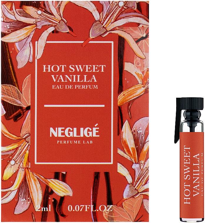 Neglige Hot Sweet Vanilla - Парфюмированная вода (пробник)
