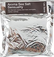 Духи, Парфюмерия, косметика Ароматическая морская соль - Lac Sante Home Spa Sensuality Aroma Sea Salt