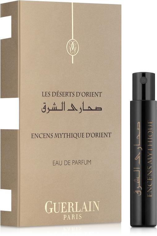 Guerlain Encens Mythique D'Orient - Парфюмированная вода (пробник)