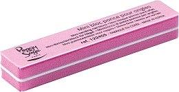 Духи, Парфюмерия, косметика Двусторонний Мини-блок для шлифования ногтей - Peggy Sage
