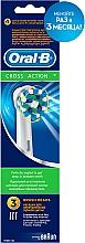 Духи, Парфюмерия, косметика Сменная насадка для электрической зубной щетки Cross Action EB50 - Oral-B