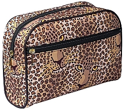 Парфумерія, косметика Жіноча косметичка Leopard, 98505 - Top Choice