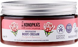 Духи, Парфюмерия, косметика Крем для тела увлажняющий - Dr. Konopka's Moisturizing Body Cream