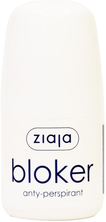 Антиперспирант Blocker - Ziaja Roll-on Deodorant Blocker