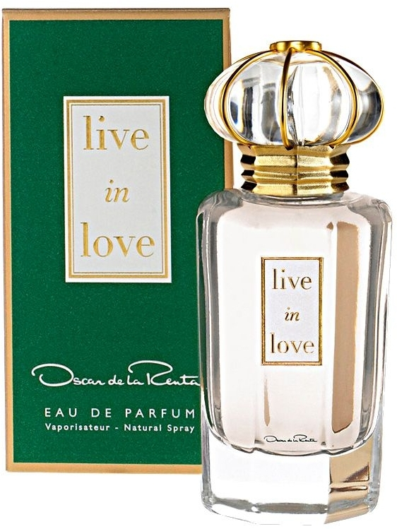Oscar de la Renta Live in Love - Парфюмированная вода