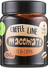 "Духи, Парфюмерия, косметика Гель-скраб для тела ""Macchiato"" - InJoy Coffee Line"