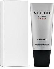 Chanel Allure homme Sport - Эмульсия после бритья (тестер) — фото N2