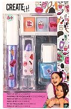 Духи, Парфюмерия, косметика Набор детской косметики - Create It! Golographic Make-Up Set