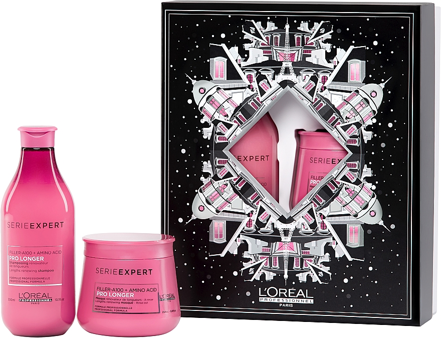Набор - L'Oreal Professionnel Pro Longer (shm/300ml + mask/250ml)