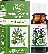 Духи, Парфюмерия, косметика Натуральное эфирное масло мелиссы - Etja Natural Essential Oil
