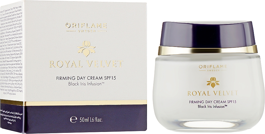 """Подтягивающий дневной крем """"Королевский бархат"""" - Oriflame Royal Velvet Cream"""