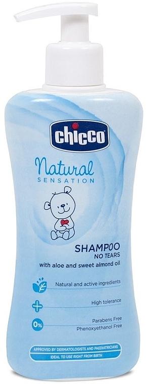 Шампунь для детей - Chicco Natural Sensation