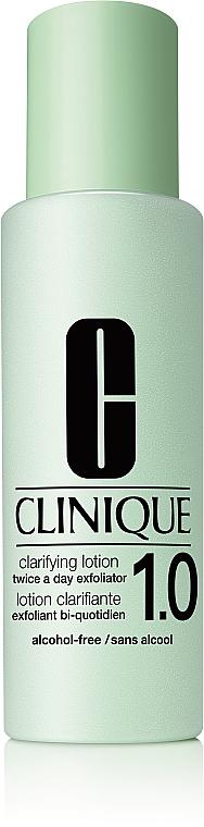 Лосьон очищающий для чувствительной кожи - Clinique Clarifying Lotion №1