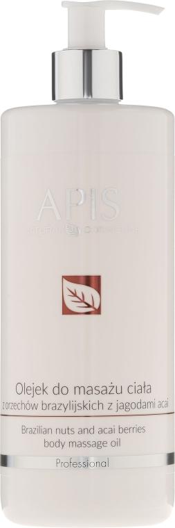 Масло для массажа тела - APIS Professional