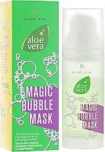 Духи, Парфюмерия, косметика Пузырьковая маска с алоэ вера - LR Health & Beauty Aloe Vera Magic Bubble Mask