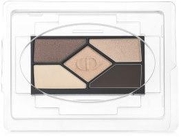 Духи, Парфюмерия, косметика Тени для век - Dior Designer 5-Colour Palettes (тестер)