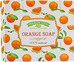 """Духи, Парфюмерия, косметика Мыло """"Апельсиновое"""" - Marus Vita Orange Soap"""