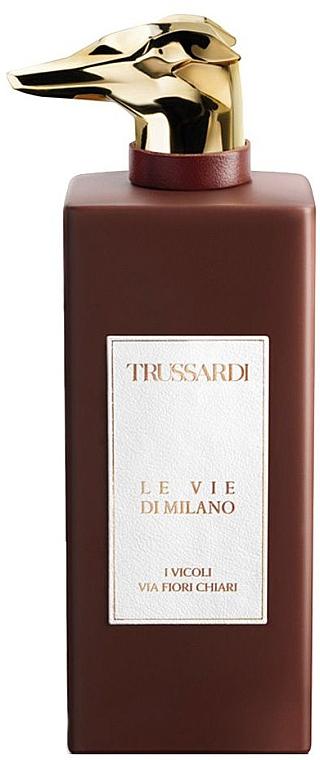 Trussardi Le Vie di Milano I Vicoli Via Fiori Chiari - Парфюмированная вода (тестер с крышечкой)