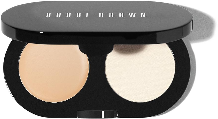 Маскирующее средство для лица - Bobbi Brown Creamy Concealer Kit