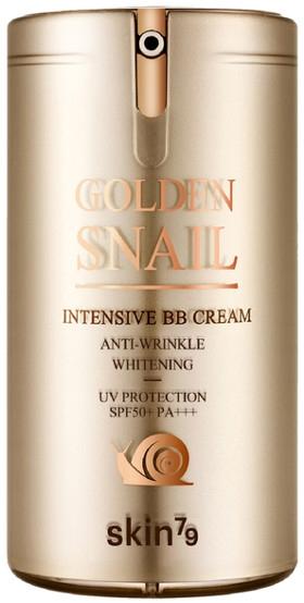 BB-крем с экстрактом улитки - Skin79 Golden Snail Intensive BB Cream SPF50+ PA+++