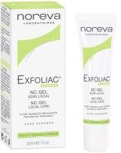 Гель-NC для локального застосування - Noreva Laboratoires Exfoliac Gel-NC  — фото N7