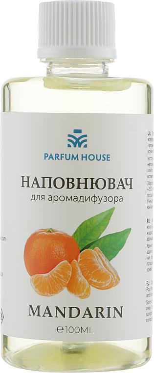 """Наполнитель для диффузора """"Мандарин"""" - Parfum House Mandarin"""