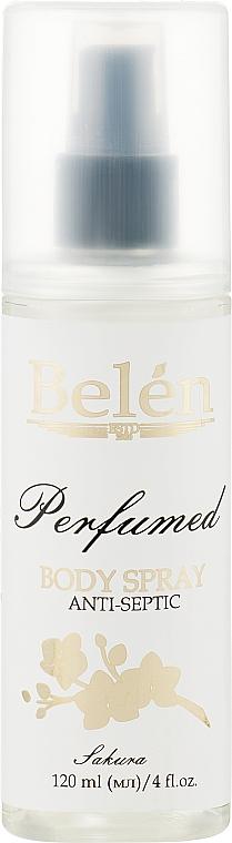 "Спрей для тела ""Сакура"" - Belen Perfumed Body Spray Anti-Septic Sakura"