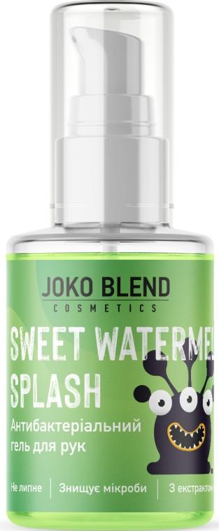 Антисептик-гель для рук - Joko Blend Black Sweet Watermelon Splash Anti-Bacterial Hand Gel