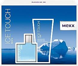 Духи, Парфюмерия, косметика Mexx Ice Touch Man - Набор (edt/30ml + sh/gel/50ml)