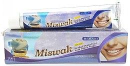 Духи, Парфюмерия, косметика Зубная паста-гель Мисвак - Hemani Miswak Herbal Dental Gel