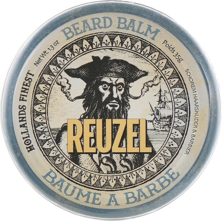 Бальзам для бороды с маслом ши - Reuzel Beard Balm