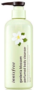 Гель для душа - Innisfree Gardenia Blossom Perfumed Body Cleanser — фото N1