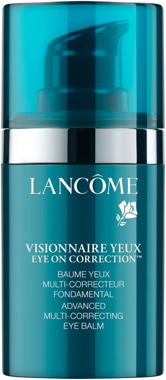 Корректирующий бальзам для кожи вокруг глаз - Lancome Visionnaire Yeux Advanced Multi-Correcting Eye Balm