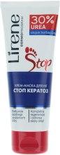 Восстанавливающий крем-маска для кожи стоп 2в1 - Lirene Stop Callusness Foot Cream-Mask — фото N3