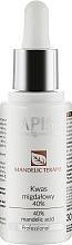 Парфумерія, косметика Мигдалева кислота 40% - APIS Professional Mandelic TerApis Mandelic Acid 40%