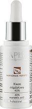 Духи, Парфюмерия, косметика Миндальная кислота 40% - APIS Professional Mandelic TerApis Mandelic Acid 40%