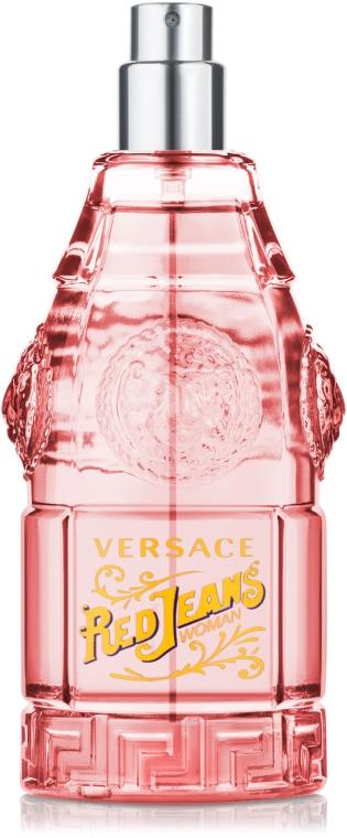 Versace Red Jeans - Туалетная вода (тестер без крышечки)
